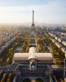 Grand Palais Ephemere Paris September 2021